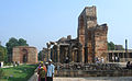 Qutb Minar, Delhi - views near Qutb Minar (5).JPG