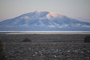 Rio Grande del Norte National Monument - Río Grande del Norte, New Mexico.