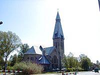 Rīga, Krusta baznīca 2002-05-12.jpg