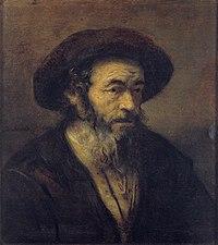 R.H. van Rijn - Man met een baard - NK3051 - Cultural Heritage Agency of the Netherlands Art Collection.jpg