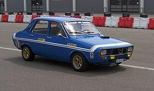 Renault 12 - The iconic Renault 12 Gordini.
