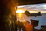 RAF CH-47 Chinooks at MCAS Yuma, Arizona MOD 45165145.jpg