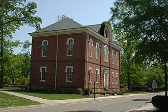 Randolph–Macon College - Image: RANDOLPH MACON COLLEGE BUILDINGS