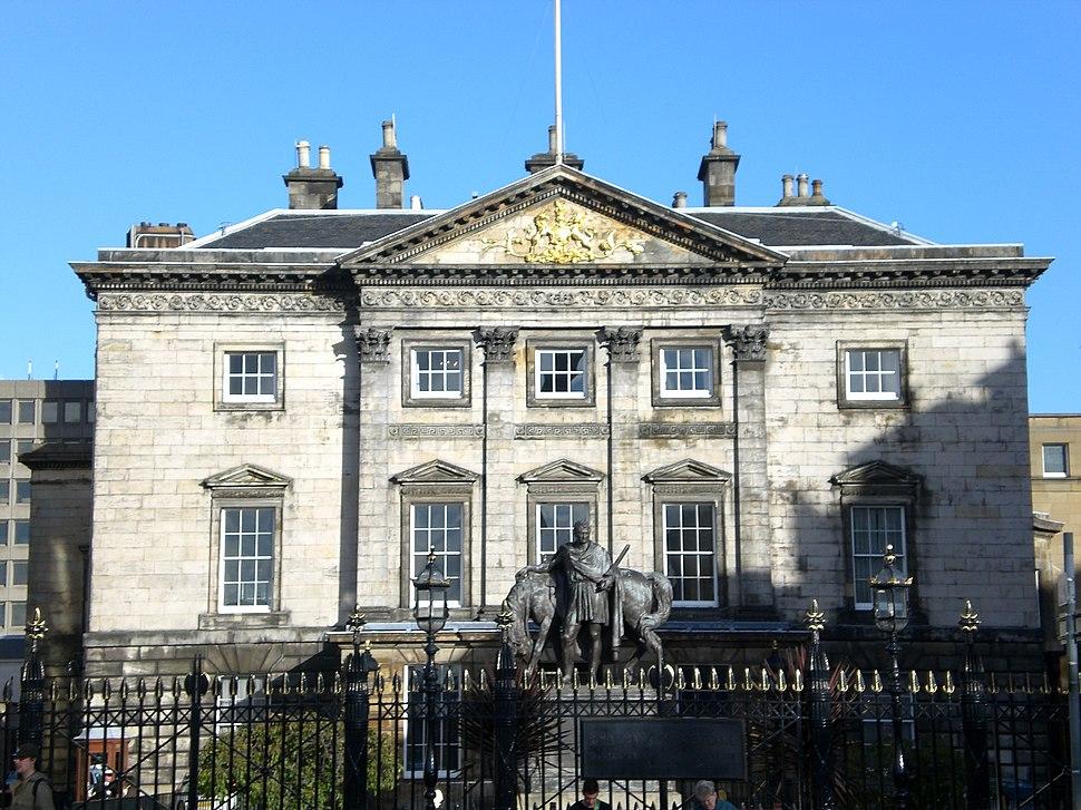 RBSG HQ, St Andrews Square, Edinburgh
