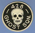 RCAF 428 Ghost Squadron, issued before 1956.jpg