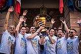 RCSA Coupe de la Ligue Hôtel de ville Strasbourg 31 mars 2019.jpg