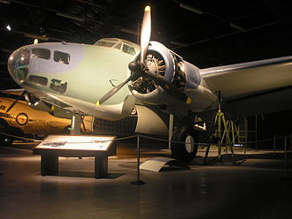 No. 4 Squadron RNZAF - Hudson in the Royal New Zealand Air Force Museum.