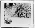 ROADSIDE FOUNTAIN, USED BY VISITORS FOR OVERHEATED CARS AND DRINKING WATER. - Lassen Park Road, Mineral, Tehama County, CA HAER CA-270-33.tif