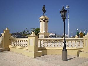 Juan de Céspedes Ruiz - At age 20 or 24, Juan de Céspedes took part in the foundation of Santa Marta under Rodrigo de Bastidas