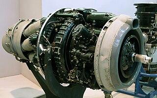 Rolls-Royce Dart turboprop aircraft engine