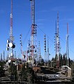 Radio towers on Sandia Peak - closeup.jpg