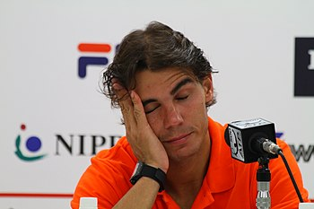 Rafa Nadal 7944 Japan Open Tennis Tokio 2010