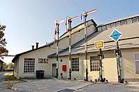 Railway Museum of Slovenian railways, 2007 (01).JPG