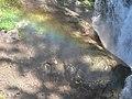 Rainbow at Van Trump Falls. (74910474eb82470b9e82220d7407f62b).JPG