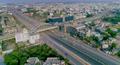 Raipur Skyline in 2019.png