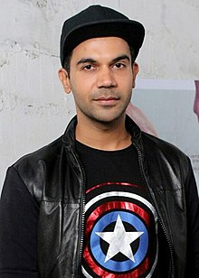 Rajkummar Rao at the premiere of Newton.