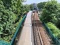 Rame Métro Pont ferroviaire Ligne 8 Métro Paris Charenton Pont 3.jpg