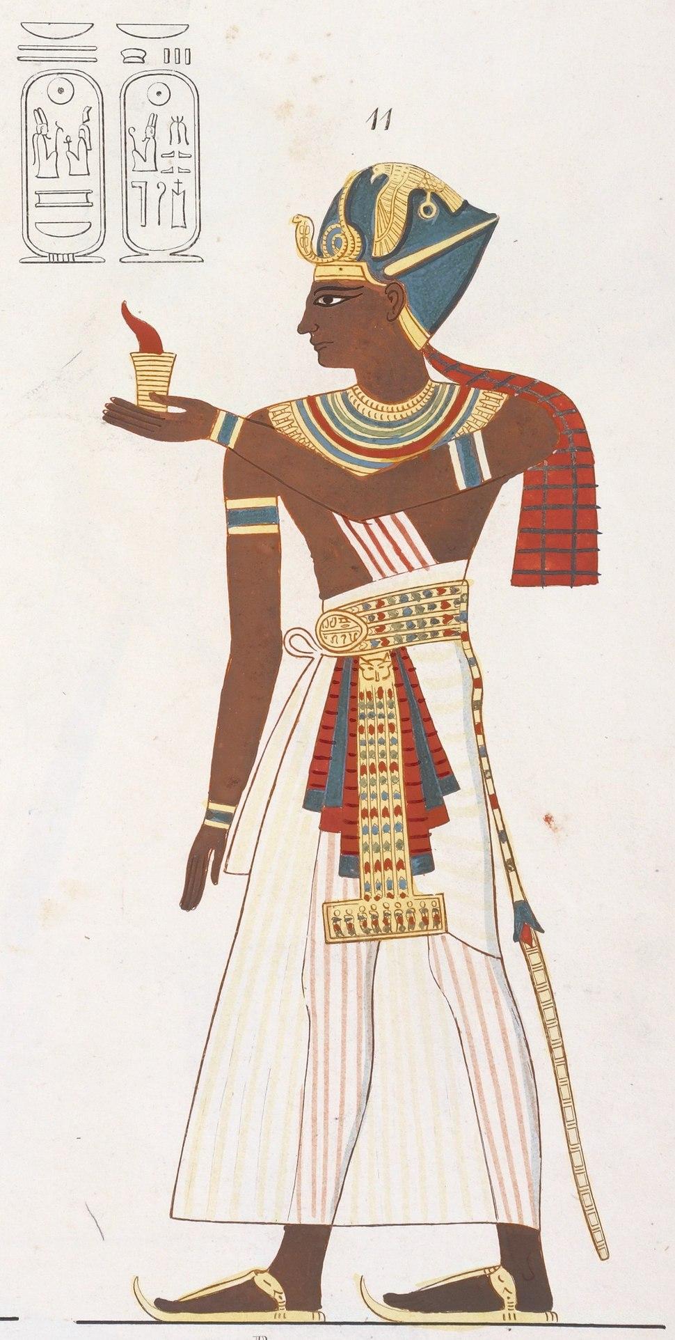 Ramesses Vi closeup