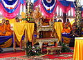 Rank celebration of Thai Buddhist monk 5.jpg