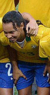 Raquel Fernandes Brazilian association football player
