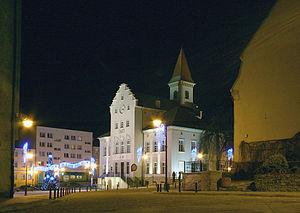 Trzebnica - Town hall