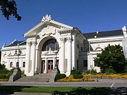 Ravensburg Konzerthaus Hauptfassade