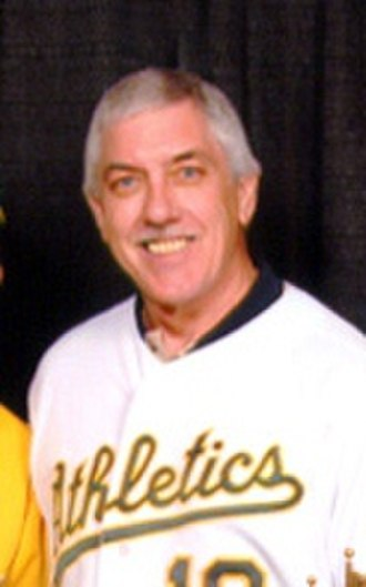 Ray Fosse - Image: Ray Fosse at A's Fan Day, 2012