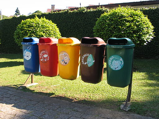 Recycling in Curitiba