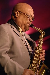 Red Holloway American jazz tenor saxophonist