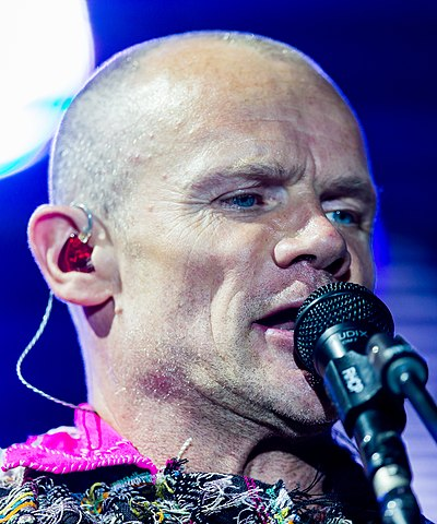 Picture of a band or musician: Flea