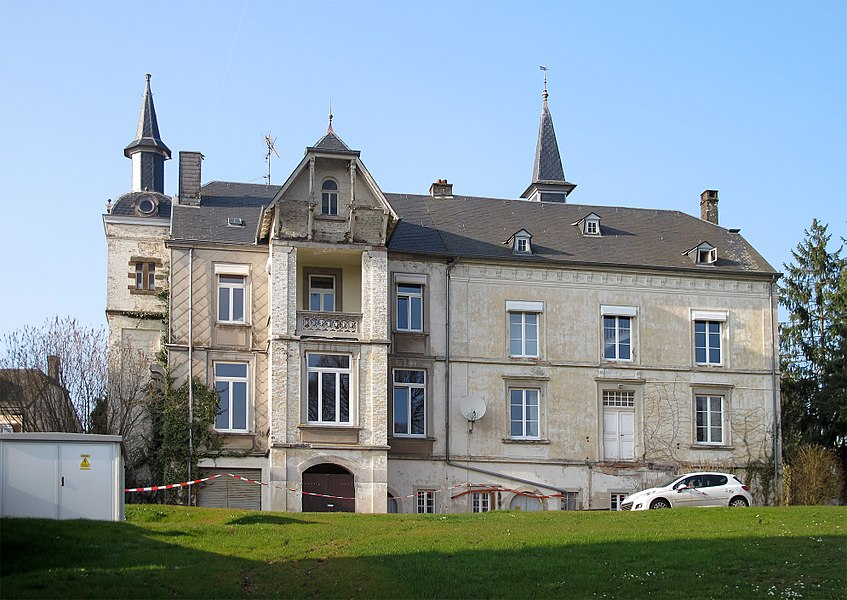 Building in Redange, Luxembourg, 11 Grand-Rue