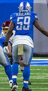 Reggie Ragland American football linebacker