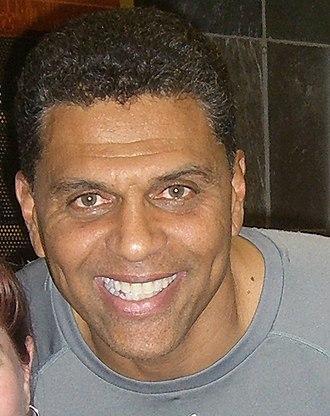 Reggie Theus - Theus in 2008.