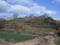 Remains of Hara castle.jpg