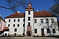 Renaissance chateau at Trebon, 1562-1611 (5) (25787027813).jpg