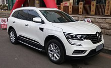 renault koleos wikipedia. Black Bedroom Furniture Sets. Home Design Ideas