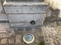 Repère nivellement Église St Rémi Maisons Alfort 3.jpg
