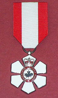 Order of Canada Canadian national order