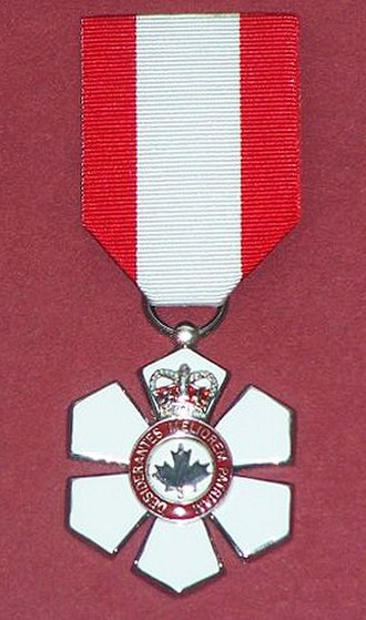 Order of Canada - Image: Replica Order of Canada member medal