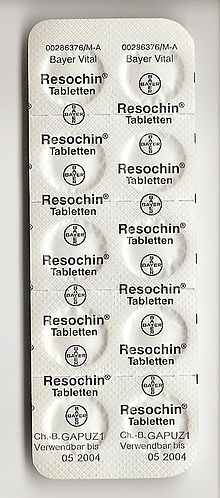 Cloroquine Generico Sin Receta En Farmacias En España A Almanza