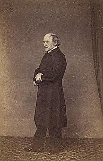 William Harris Rule - Image: Rev William Harris Rule