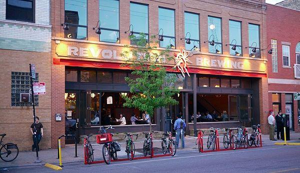 Brewery Restaurant In Chicago