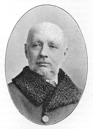 Richard Copley Christie - Richard Copley Christie in later life