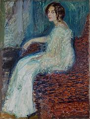 Portrait of Henryka Cohn