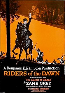 <i>Riders of the Dawn</i> (1920 film) 1920 film by Jack Conway