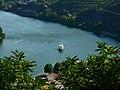 Rio Douro, vista da Extensão de Saúde do Pinhão.jpg