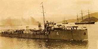 Brazil during World War I - The Pará class destroyers
