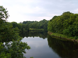 River Lune am Crook o' Lune