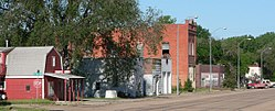 Riverton, Nebraska downtown.JPG