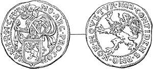 Maccagno - a Thaler of Maccagno of 1622